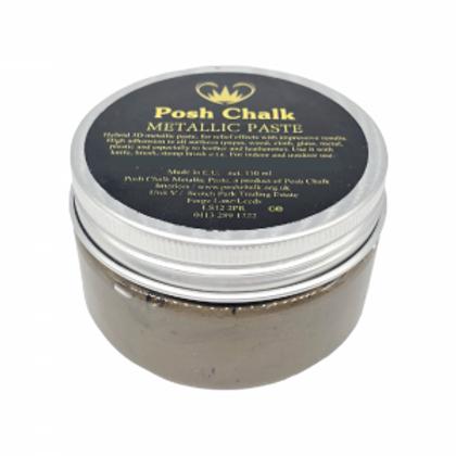 Brown-Van-Dyke Metallic Paste