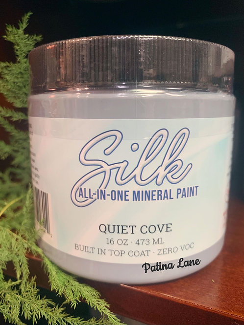 Quite Cove- Silk All-In-One Mineral Paint