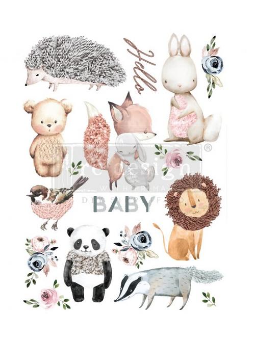 HELLO BABY DESIGN