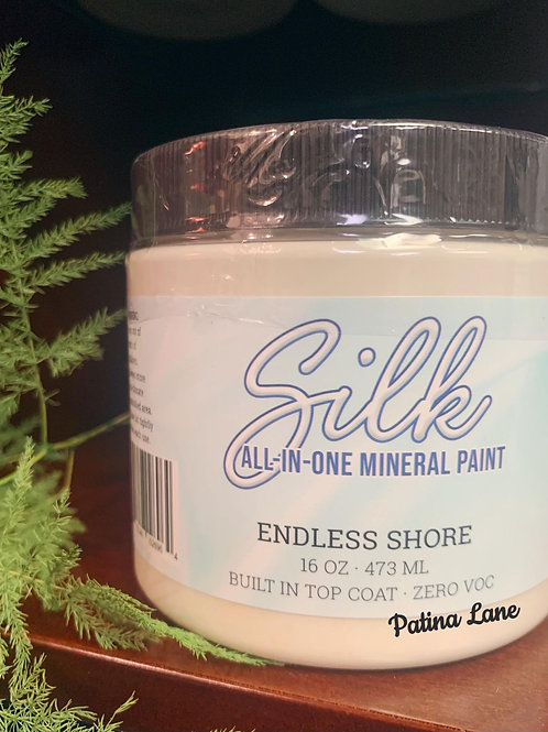 Endless Shore- Silk All-In-One Mineral Paint