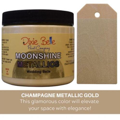Wedding Belle- Moonshine Metallics
