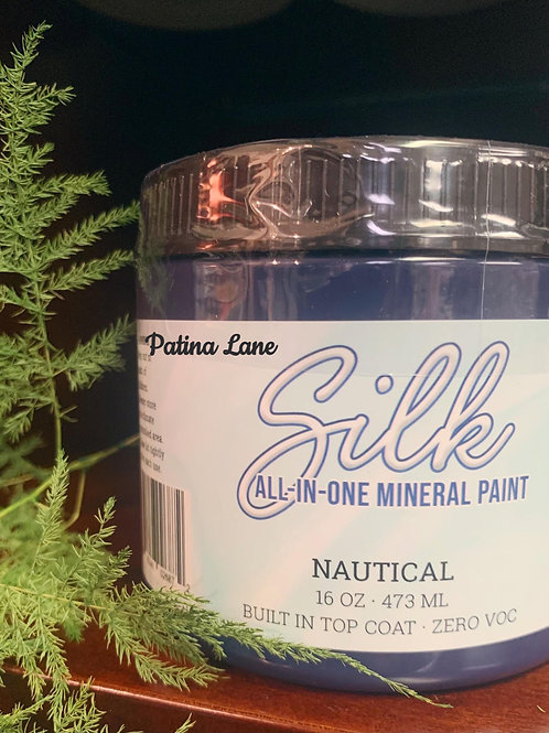 Nautical- Silk All-In-One Mineral Paint