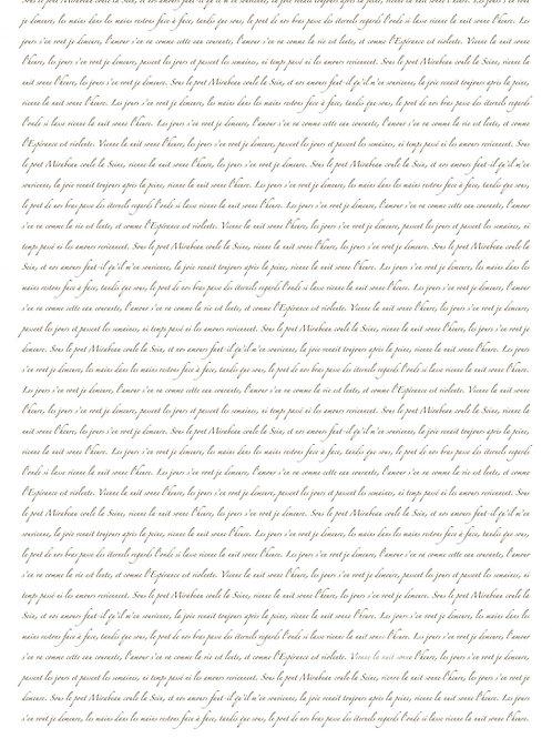 Posh Script