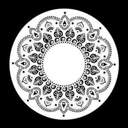 Moroccan Melody Mandala
