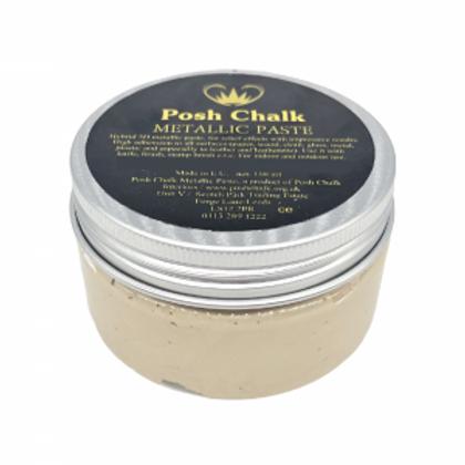 Light-Gold Metallic Paste