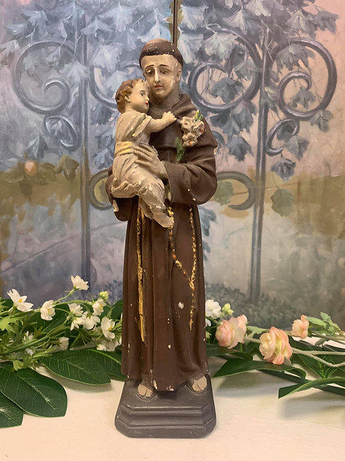 RR30- St. Anthony Statue