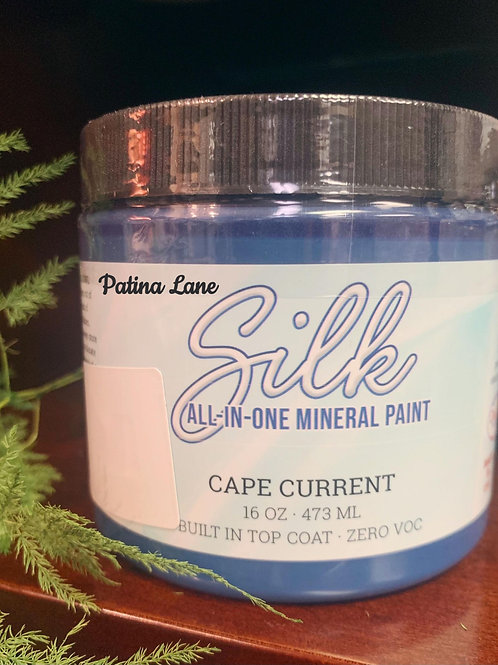 Cape Current- Silk All-In-One Mineral Paint