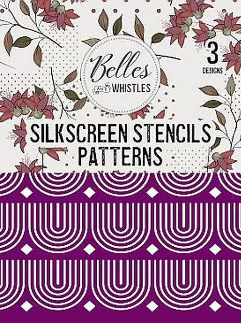 Patterns - Silkscreen Stencil