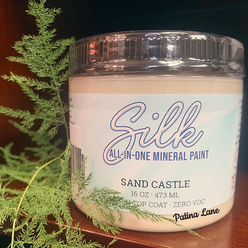 Sand Castle- Silk All-In-One Mineral Paint
