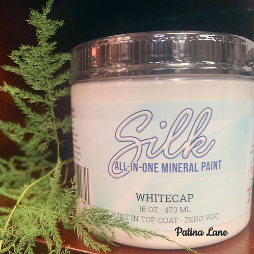 Whitecap- Silk All-In-One Mineral Paint