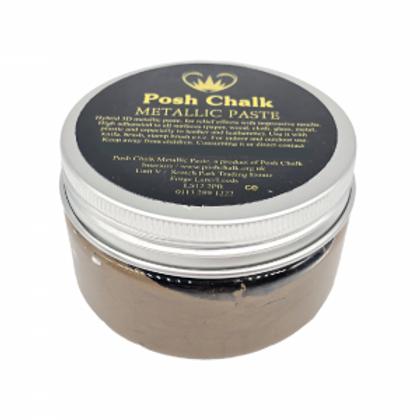 Deep-Gold Metallic Paste