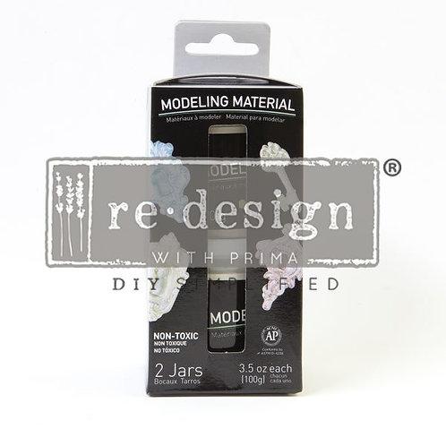 MODELING MATERIAL JAR