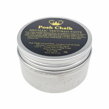 Pearl-White Textured Paste