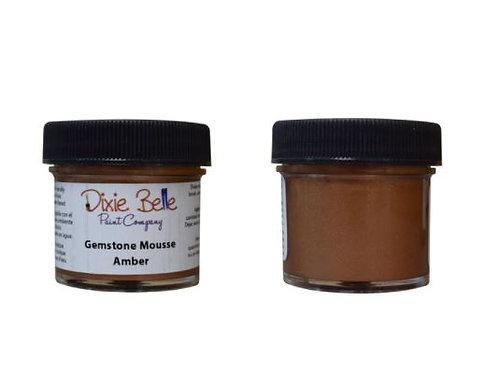 Amber- Gemstone Mousse