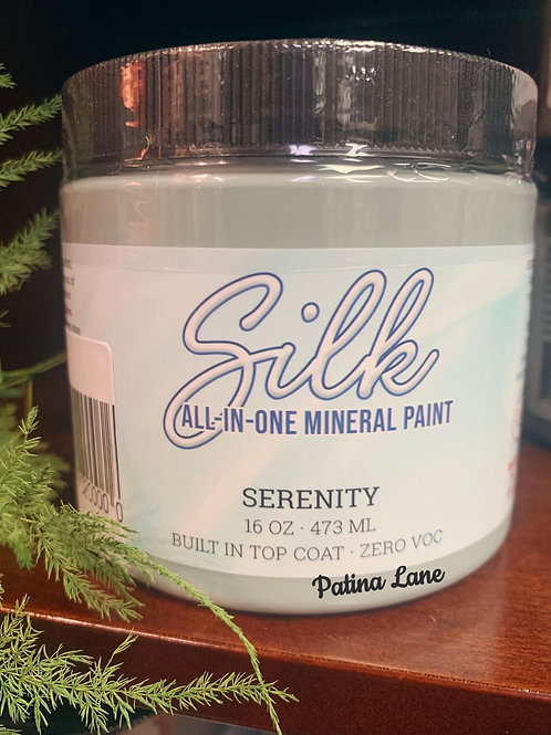 Serenity- Silk All-In-One Mineral Paint