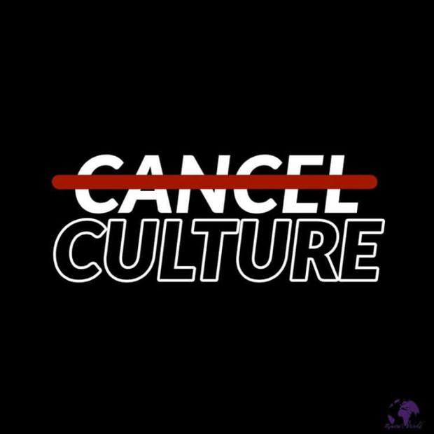 Cancel Culture for Ronita's World