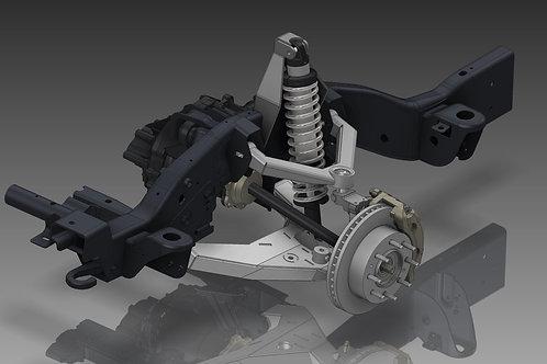 01-10 GM 2500/3500 HD coilover conversion (PRE ORDER)