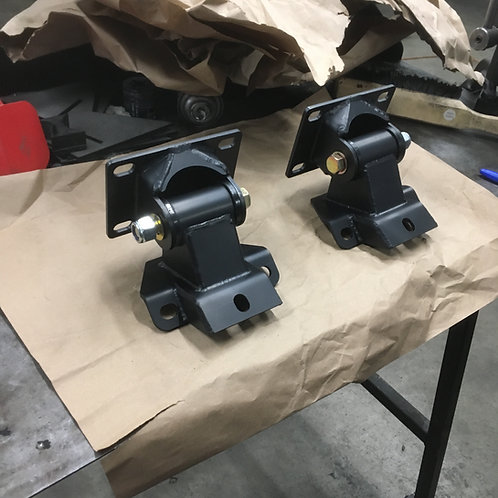 07-13 GM Truck/SUV Motor Mounts 4130 Tig Welded