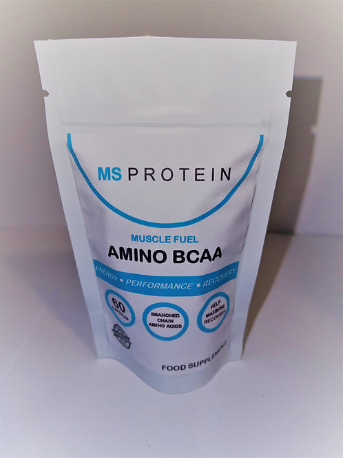 Muscle Fuel Amino BCAA