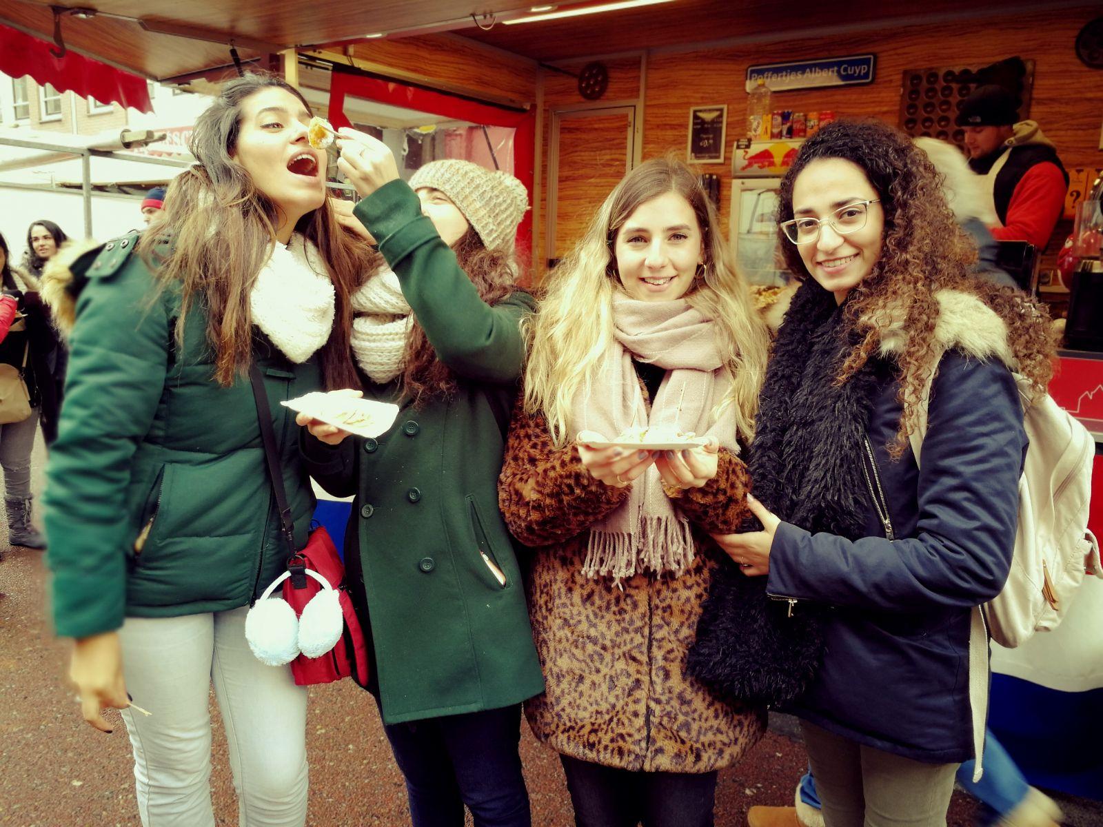 סיור אוכל באמסטרדם