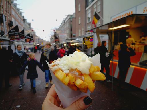 שווקים באמסטרדם - שוק אלברט קאופ