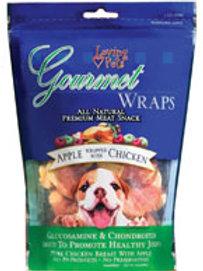 Apple Chicken Wraps