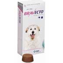 BRAVECTO FOR DOGS - 88 - 123 LBS - PINK - 1400 MG