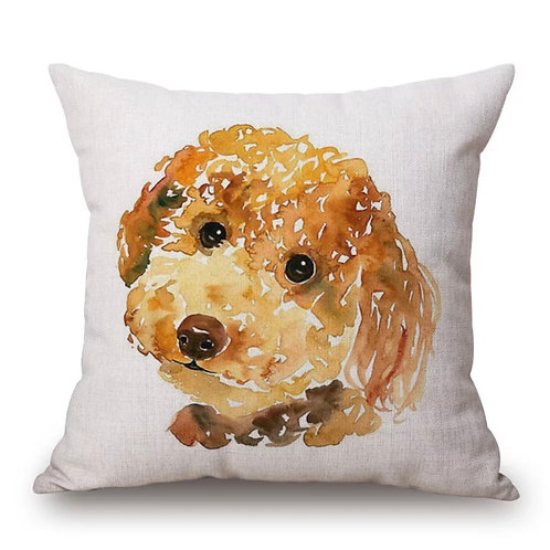 Chewie 3D Dog   Pillow insert