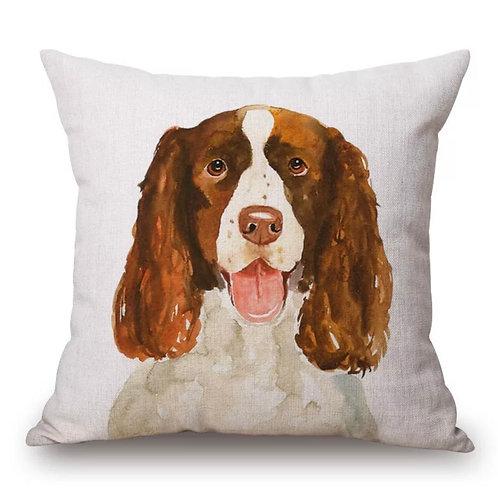 Sasha 3D Dog Pillow Case insert