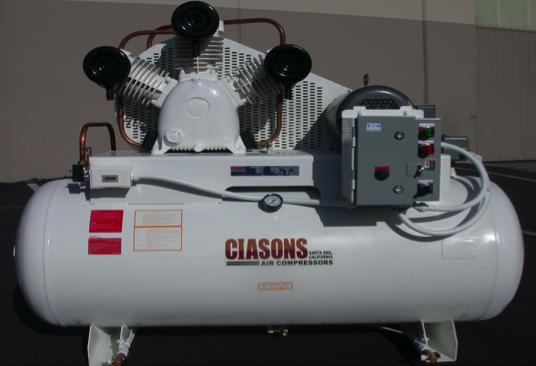 Oil-Less Air Compressor