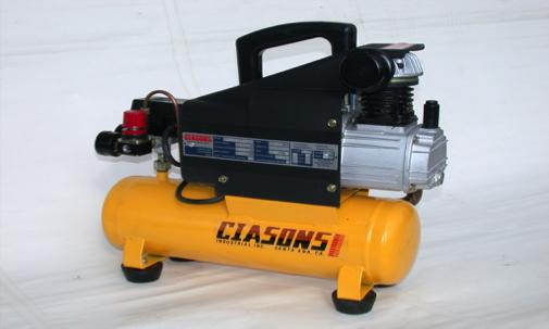 Ultra-Portable Air Compressor