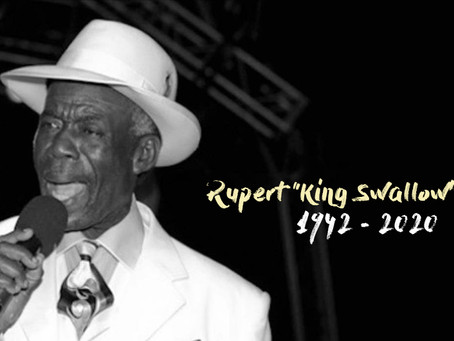 "Calypso Legend Sir Rupert ""King Swallow"" Philo Dies"
