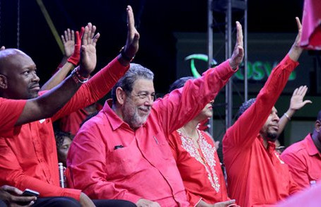 SVG's 2020 election: 'winners' and 'losers'