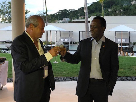 Billionaire Naguib Sawiris to invest US$350 million in 2 tourism projects in Grenada