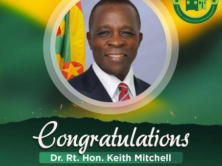 National Address byDr. the Right Honourable Keith MitchellPrime Minister, Grenada, Ccou and PM