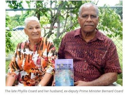 Phyllis Coard dies in Jamaica