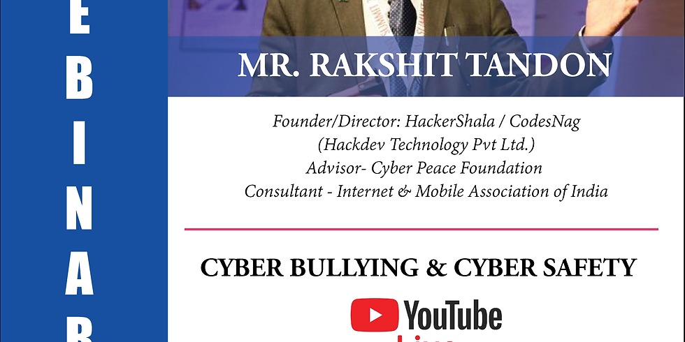Cyber Bullying and Cyber Security
