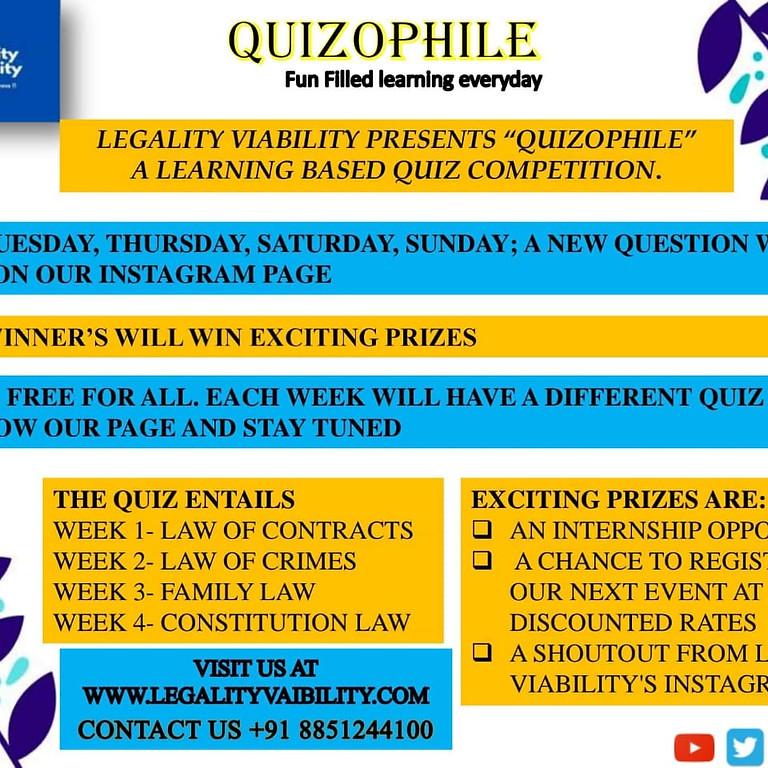 Quizophile