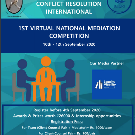 Virtual National Mediation Competition