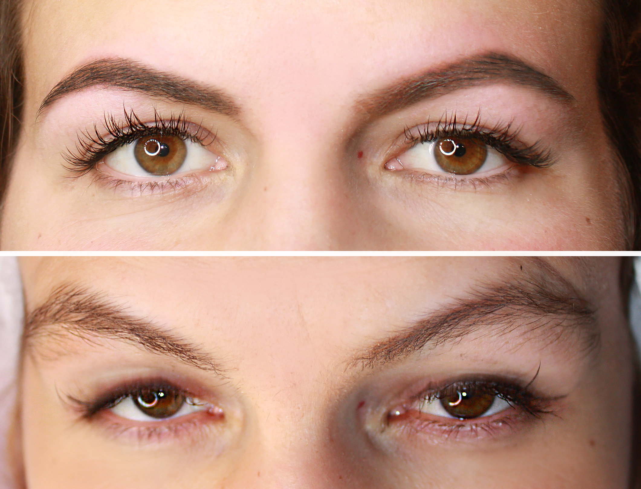 Augenbrauenkorrektur