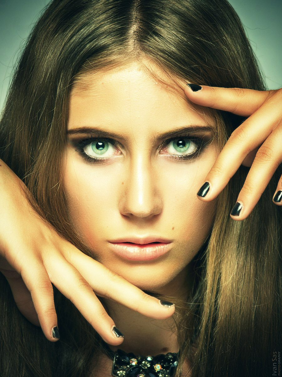 makeup fotoshooting frisur rottweil
