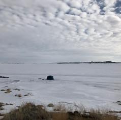 Fort Peck Resevoir,Montana