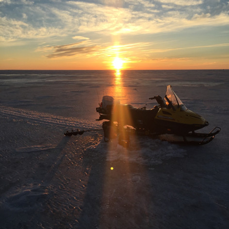 Lake Winnipeg, Manitoba