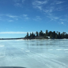 lake of the Woods, Sioux Narrows