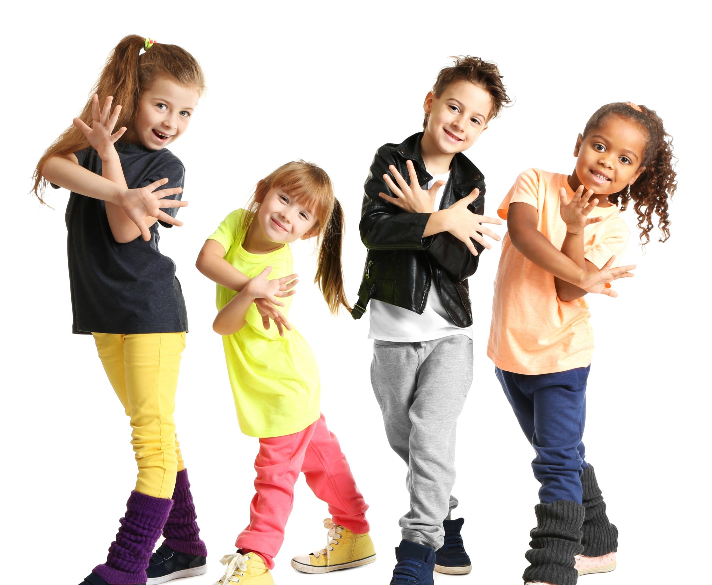 Kidsdance 7-10 Jahre