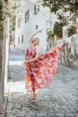 Tanzlehrerin Alesia