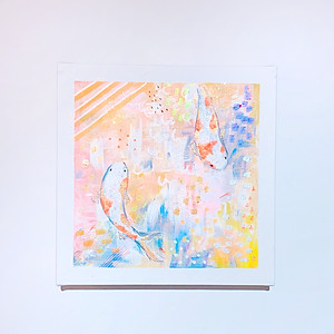 koi fish / 鯉