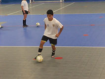 Here are some photos from GFS Futsal ID Camp