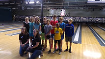 Here are some photos from our Bowling/teachers day
