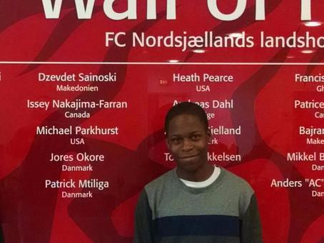 """GFS"" Footballer arrive in Europe"